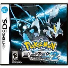 Nintendo Pokémon Black 2 pro Nintendo DS