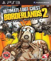 2K GAMES Borderlands II pro PS3 cena od 0,00 €
