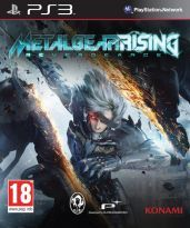 Konami Metal Gear Solid: Rising pro PS3