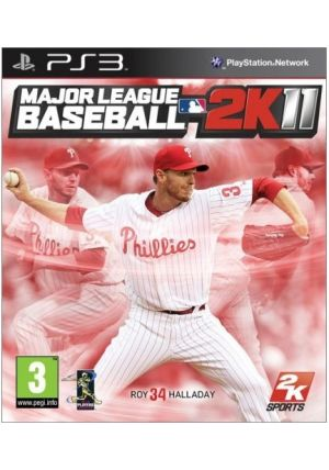 2K Games Major League Baseball 2K11 pro PS3 cena od 0,00 €
