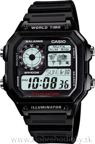 Casio AE 1200WH-1A