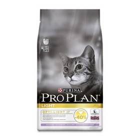 Pro Plan Cat Light Turkey&Rice 10 kg