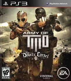 EA GAMES Army of TWO: The Devils Cartel pro PS3