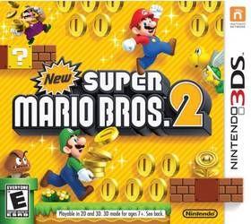 Nintendo New Super Mario Bros. 2 pro Wii