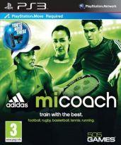 505 Gamestreet Adidas miCoach: The Basics pro PS3 cena od 0,00 €