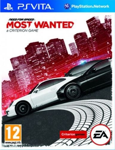 Electronic Arts Need for Speed Most Wanted 2012 pro PS Vita