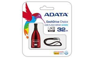 A-Data DashDrive Choice UC500 Sparkling 16 GB cena od 0,00 €