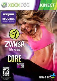 505 GameStreet Zumba 3 Fitness Core pro Xbox 360 cena od 0,00 €