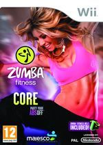 505 GameStreet Zumba 3 Fitness Core pro Nintendo Wii cena od 0,00 €