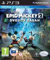 Disney Interactive Disney Epic Mickey 2: Dvojitý zásah pro PS3