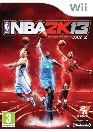 Take 2 NBA 2K13 pro Nintendo Wii