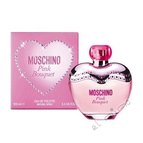Moschino Pink Bouquet 100ml cena od 28,30 €