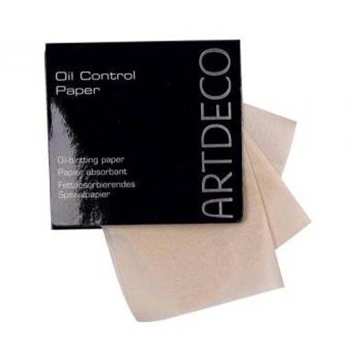 Artdeco Papírky pro kontrolu mastné pleti (Oil Control Paper) 100 ks