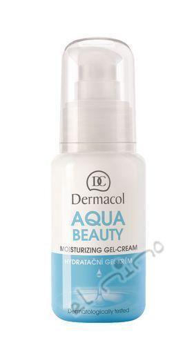 Dermacol Hydratační gel-krém Aqua Beauty 50 ml