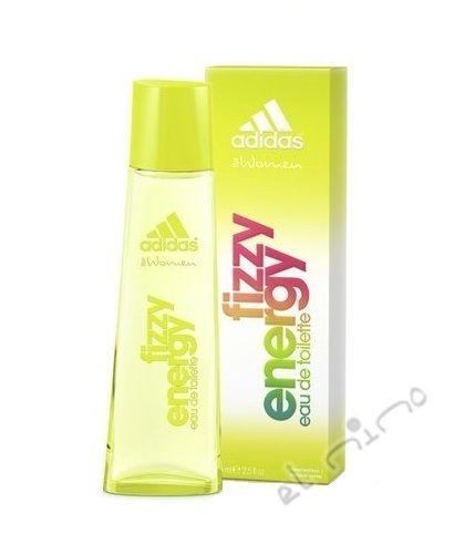 Adidas Fizzy Energy - toaletní voda s rozprašovačem 50 ml