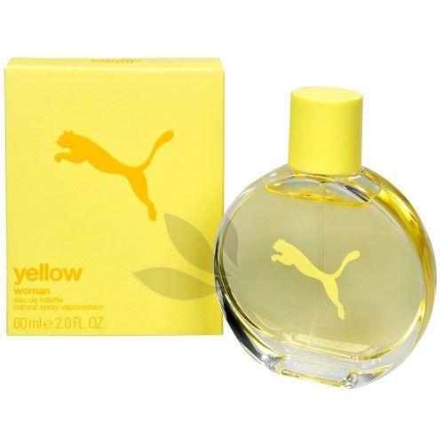 Puma Yellow Woman - toaletní voda s rozprašovačem 90 ml