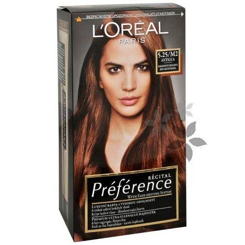 Loreal Paris Barva na vlasy Récital Préférence 3/B Brasilia