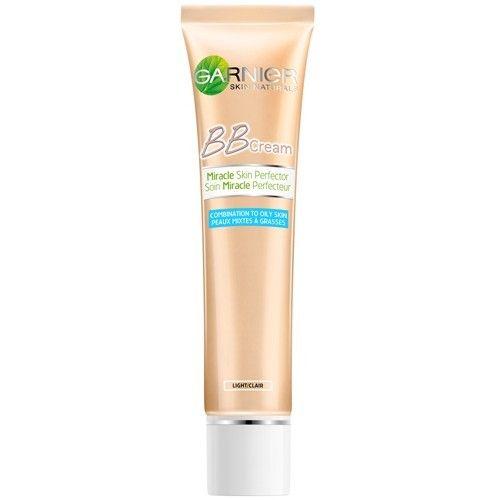 Garnier Zmatňující tónovací BB krém pro smíšenou až mastnou pleť (Miracle Skin Perfector) 40 ml Světlá