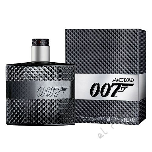 James Bond James Bond 007 - toaletní voda s rozprašovačem 30 ml