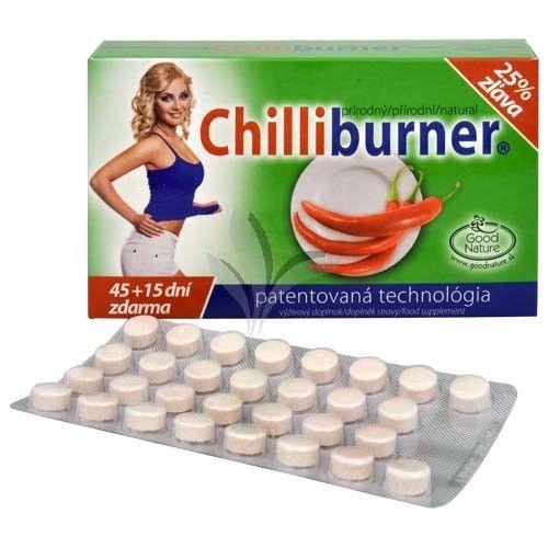 Good Nature Chilliburner 45 tbl. + 15 tbl. ZDARMA cena od 0,00 €