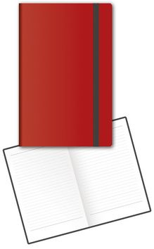 HELMA Zápisník Flexies