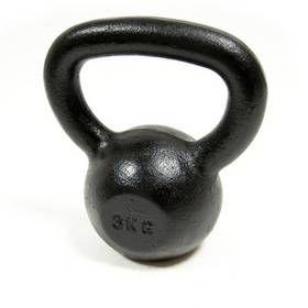 Master kettlebell 8 kg