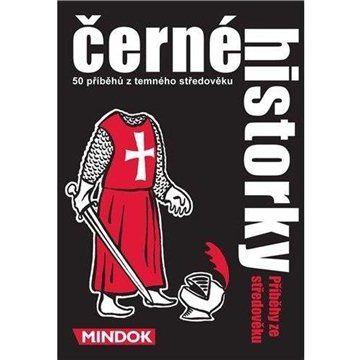 MINDOK Černé historky: Příběhy ze středověku cena od 8,69 €