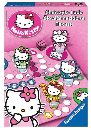Ravensburger Hello Kitty člověče nezlob se