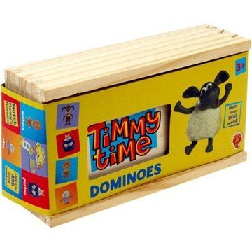 Golden Bear Timmy Time Domino (5013197011105) cena od 0,00 €