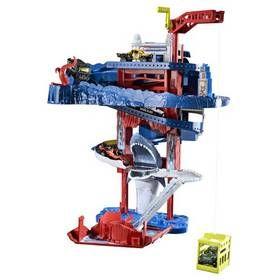 Mattel Matchbox Cliffhanger únik před žralokem (0746775061289)