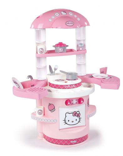 Smoby Hello Kitty Moje první kuchyňka