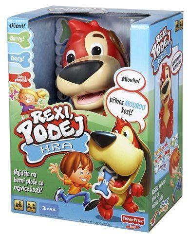 Mattel Rexi, podej
