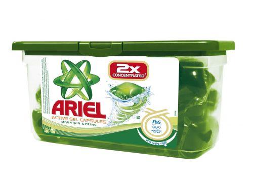 Ariel Active gel Mountain Spring 38 ks