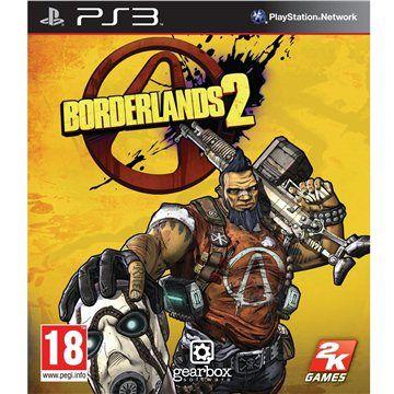 CENEGA Borderlands 2 pro PS3 cena od 0,00 €
