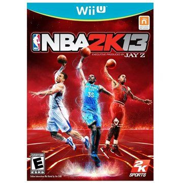 2K GAMES NBA 2K13 pro Nintendo Wii