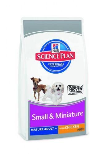 Hill´s Canine Small & Miniature Mature Adult 1,5 kg cena od 0,00 €