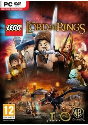 Warner Bros LEGO The Lord of the Rings pro PC