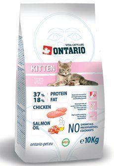 ONTARIO Kitten 10 kg