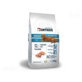 ONTARIO Cat Adult Ocean Fish 2 kg