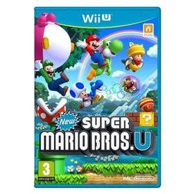 Nintendo New Super Mario Bros. U pro Nintendo Wii