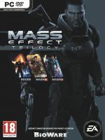 EA Games Mass Effect Trilogy pro PC