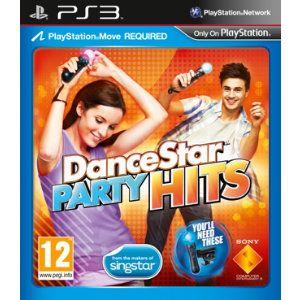 SONY DanceStar Party Hits pro PS3