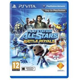 Sony All Stars Battle Royale pro PS VITA