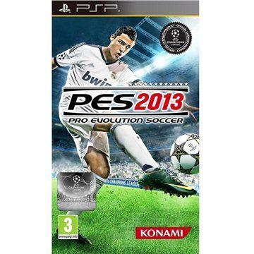KONAMI Pro Evolution Soccer 2013 pro PSP