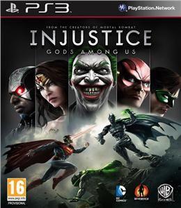 WARNER BROS Injustice: Gods Among Us pro PS3