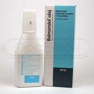 BALMANDOL olej 225 ml