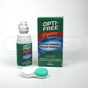 Opti Free Express kapky 120 ml
