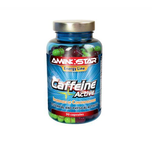 Caffeine Active 90 kapslí