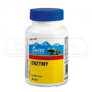Swiss ENZYMY 30 tablet