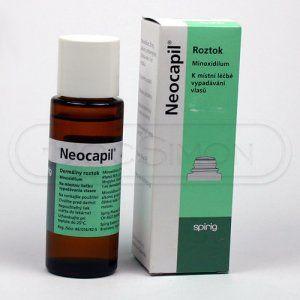Neocapil kapky 50 ml